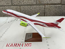 1:100 Airbus A220-300 Air Baltic Latvia 100 Modell airBaltic Flugzeug Aircraft