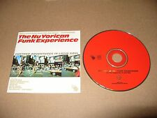 The Nu Yorican Funk Experience Further Adventures 15 track cd 2002 Ex Condition