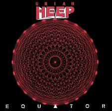 Uriah Heep - Equator: 25th Anniversary Expanded Edition [CD]