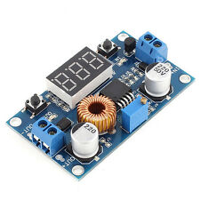 5A Digital Control Power Supply DC-DC Step-Down Charge Module LED Voltmeter 2017