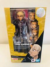 S.H.Figuarts Toru Amuro Action Figure New Boxed  D