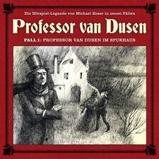 PROFESSOR VAN DUSEN - 01:PROFESSOR VAN DUSEN IM SPUKHAUS  CD NEU KOSER,MICHAEL