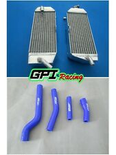 For Yamaha YZ426F YZF426 YZ450F  2001-2005 2002 Aluminum Radiator &  Hose