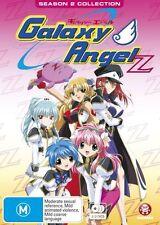 "Galaxy Angel Season 2 Collection Anime 3 DVDs R4 ""new"" AUZ SELLER"
