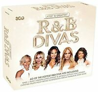Latest and Greatest R And B Divas [CD]