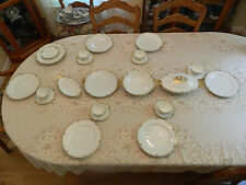 Thomas Bavaria Fine China Service for 6 with 4 Serving Pieces