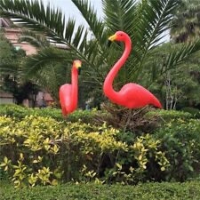 Gardens Decoration Red/Pink Flamingos Courtyard Lawn Landscape Home Ornaments