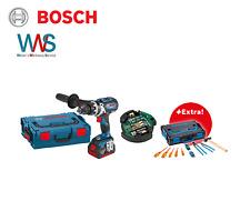 BOSCH Akku-Schlagbohrschrauber GSB 18V-85C, 2x 5Ah-Akkupack + Gedore-BOXX NEU!