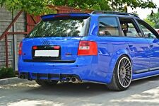 Dachspoiler Ansatz Heckspoiler für Audi RS6 4B S6 A6 Spoiler Dach Kanten Aufsatz