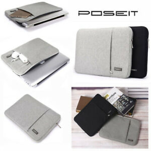"""Laptop Sleeve Bag Case Carry Cover For Apple Macbook Pro 13"""" 2019/2020/2021 M1"""