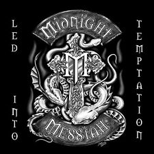 MIDNIGHT MESSIAH LED INTO TEMPTATION LTD EDITION CD ELIXIR NWOBHM