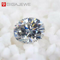 White D Color Oval Cut Moissanite Stone Loose Gemstone for Jewelry Making