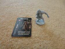 Blood Rage Board Game: Wolfwoman Kickstarter Exclusive monster + card. new