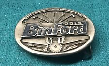 New ListingBinford Tools Belt Buckle -Tool Time Home Improvement Real Men Tv Collectible