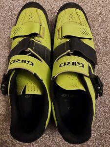 Giro Terraduro Size 44 Cycling Shoes