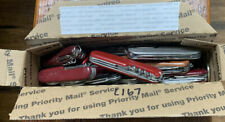 Lot of  TSA Confiscated Pocket Knives Souvenirs Small Flat Rate Full