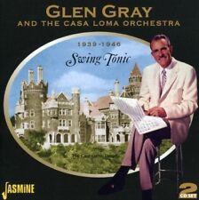 GLEN & CASA LOMA ORCHESTRA,THE GRAY - SWING TONIC,1939-1946 2 CD NEU
