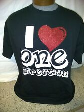 ONE DIRECTION T-Shirt XL Mom Loves 1 Direction