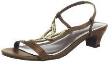 Low (3/4 in. to 1 1/2 in.) Slingbacks Medium (B, M) Solid Sandals & Flip Flops for Women