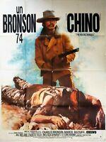 Plakat Kino Chino Charles Bronson - 120 X 160 CM