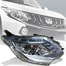 HEADLIGHT FRONT LAMP PROJECTOR RIGHT SIDE FIT MITSUBISHI TRITON L200 2015 16 17