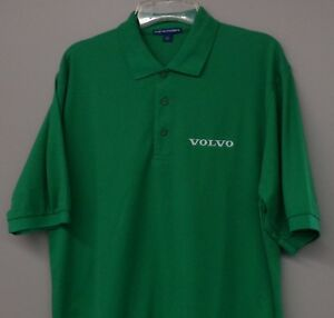 Volvo Motors Mens Embroidered Polo Shirt XS-6XL, LT-4XLT New