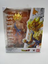 Dragonball Z Son Gokou Goku Super Warrior Awakening Ver SHF S.H. Figuarts Figure