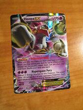NM Pokemon HOOPA EX Card BLACK STAR PROMO Set XY71 Power Beyond Tin Ultra Rare