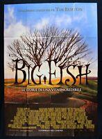 Poster Big Fish Tim Burton Albert Finney Ewan Mcgregor Schmidt Carter M312