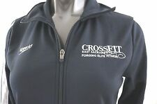 NEW Speedo Embroidered Women's Full Zip Jacket Size S