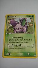 POKEMON CARD FIRE RED LEAF GREEN NIDORAN  71/112  L@@K 50 HP MINT
