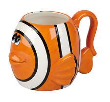 Novelty Clown Fish Nemo Style Cermaic Mug Free UK Postage