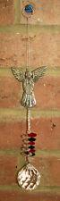 Angel Crystal Wishing Charm Charm Hanging Prayer Wish Hope Decoration Xmas New