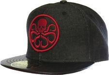 Marvel Comics Hydre noir casquette