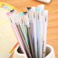 6Pcs Fashion Cute Cartoon Lovely Ball Pens Office School Stationery Kids Pen