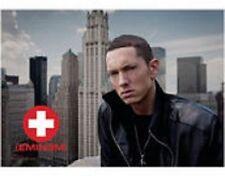 Official Eminem - Skyline - Textile Poster Flag 110cm x 75cm
