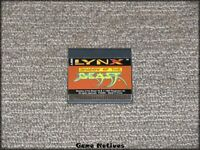 Shadow of the Beast Game Only - Atari Lynx - FREE SHIPPING!