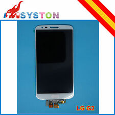 Pantalla completa para Huawei Ascend G7 blanco blanca display Touch
