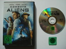 Cowboys & Aliens _  DVD _  FSK 12 _ Daniel Craig _ Harrison Ford _ Olivia Wild