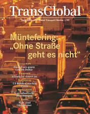 Daimler Chrysler TransGlobal 1/99 1999 Heinrich Heine Sterling Wale Müntefering