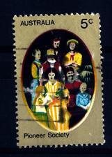 AUSTRALIA - 1972 - La vita dei primi coloni dell'Australia. Famiglia immigrata