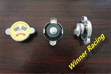 1.6 BAR 23.2 LBS PSI HIGH PRESSURE RADIATOR CAP FIT ALL JAPAN CARS & MOTOR BIKES