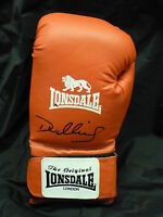 Danny Williams  Rare 14oz Signed  Lonsdale Boxing Glove