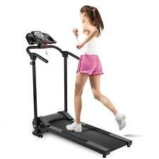 Folding Treadmill Electric Motorized Running Machine Home Gym 750W