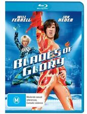 Blades Of Glory Blu-ray LIKE NEW  FREE POST