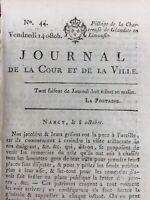 Chartreuse Sainte Marie de Glandier 1791 Beyssac Roi Louis 16 Journal Royaliste