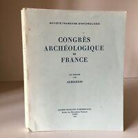 Congresso Archeologico Di Francia 140e Session 1982 Albi 1985