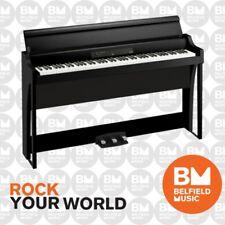 Korg G1 Air Digital Piano Black 88 Keys - Brand New - Belfield Music