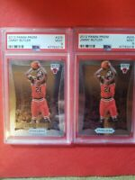 2 Card Lot..2012 Panini Prizm #205 Jimmy Butler RC  PSA 9 MINT...No Scratches