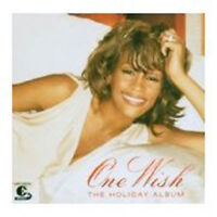 Whitney Houston - One Wish - The Holiday Álbum Nuevo CD